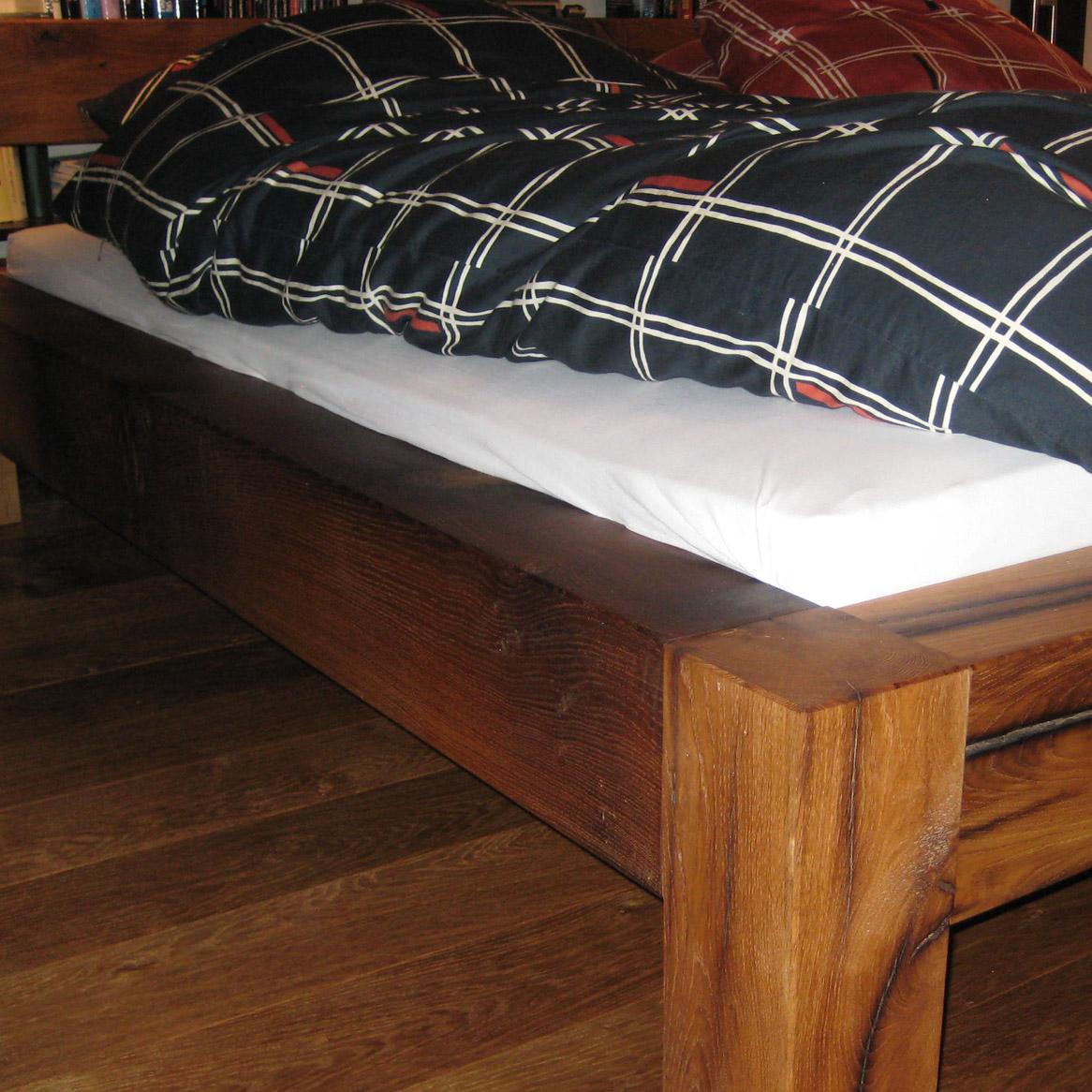 Betten - Balkenbett